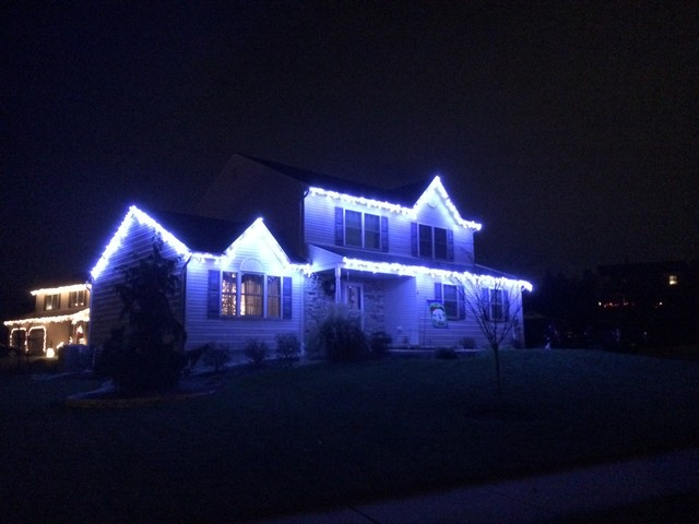 Best Way To Put Up Christmas Lights Fryguy S Blog