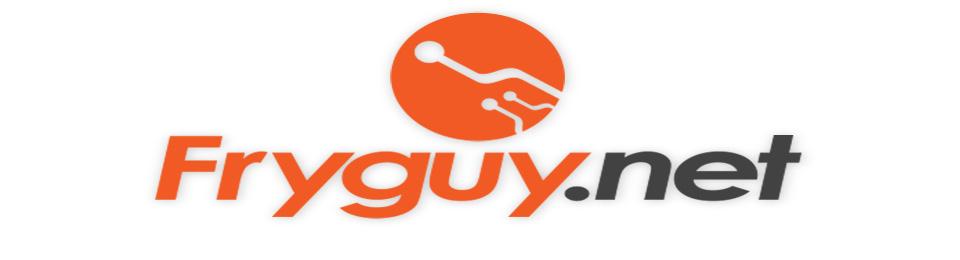 Fryguy's Blog